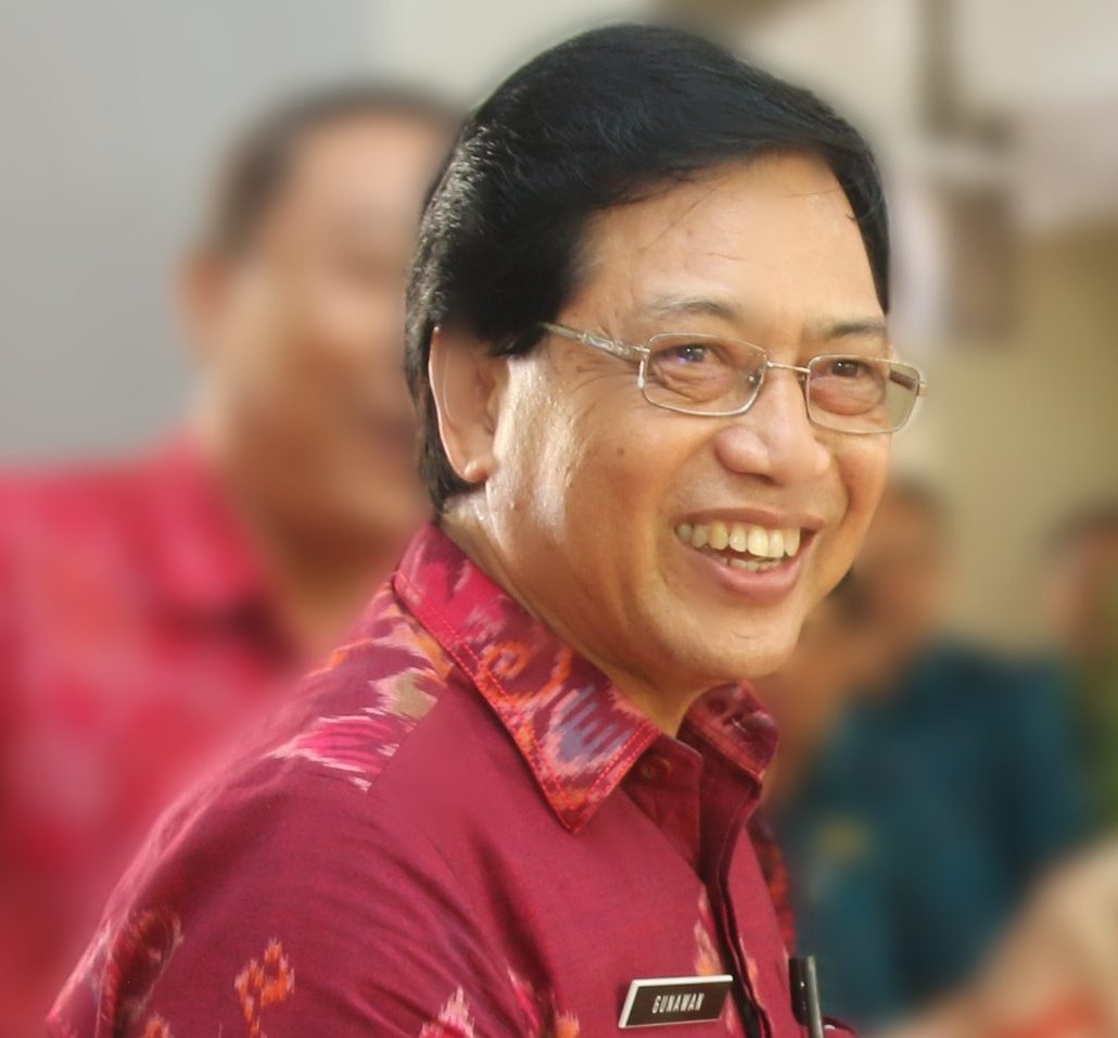 Wayan Gunawan. Foto: putra sasmitha