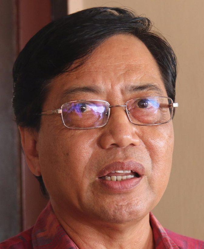 Kadisdikpora Kota Denpasar, I Wayan Gunawan. Foto: putra sasmitha