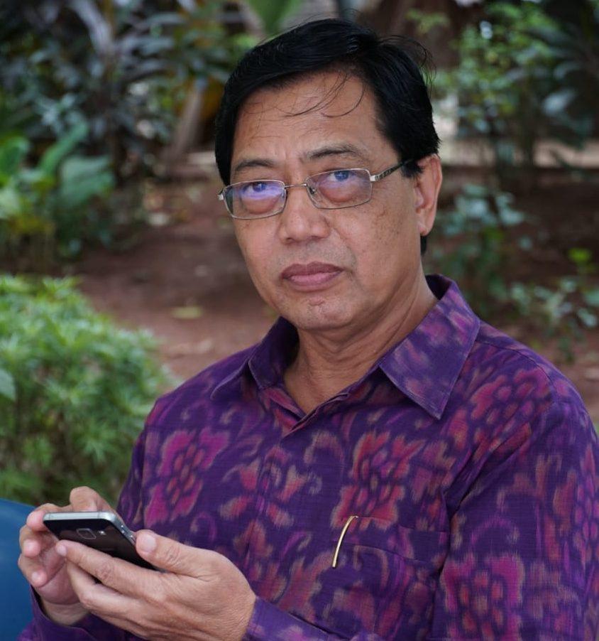 KADISDIKPORA Kota Denpasar, Drs I Wayan Gunawan. Foto: putra sasmitha