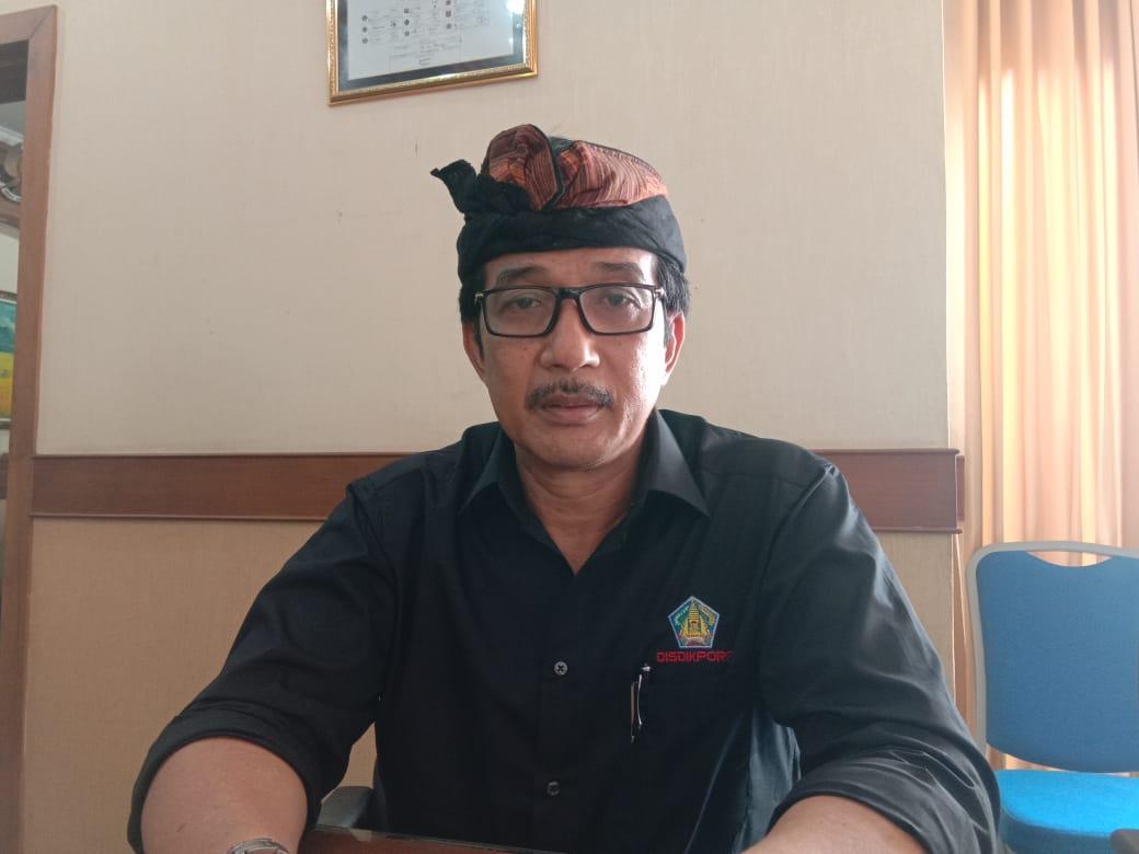 KEPALA Dinas Pendidikan Kepemudaan dan Olahraga Provinsi Bali, IKN Boy Jayawibawa. Foto: istimewa