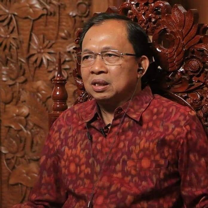 Gubernur Bali, I Wayan Koster. Foto: dokumen