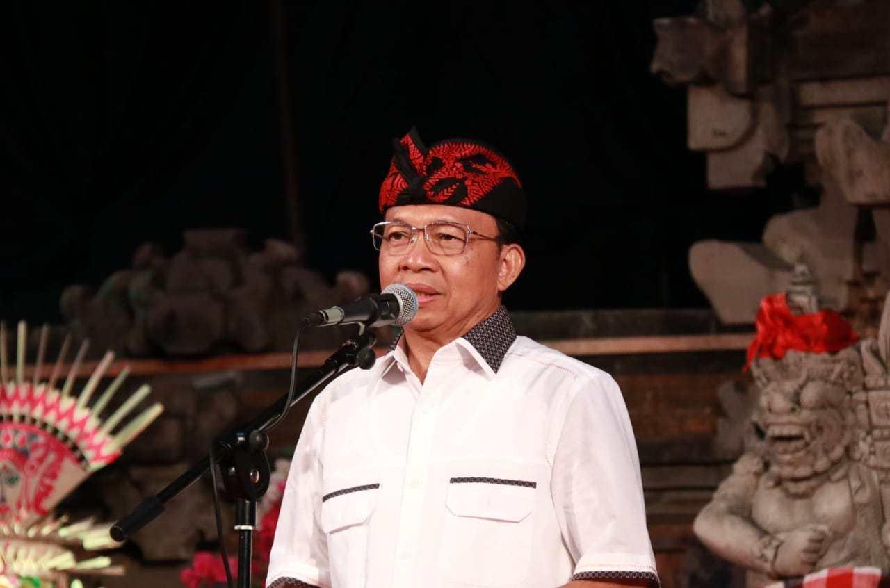 Gubernur Bali, Wayan Koster. Foto: istimewa
