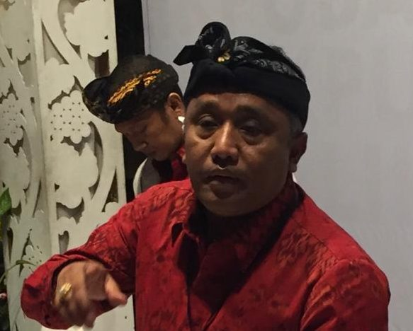 I Dewa Agung Lidartawan. Foto: gus hendra