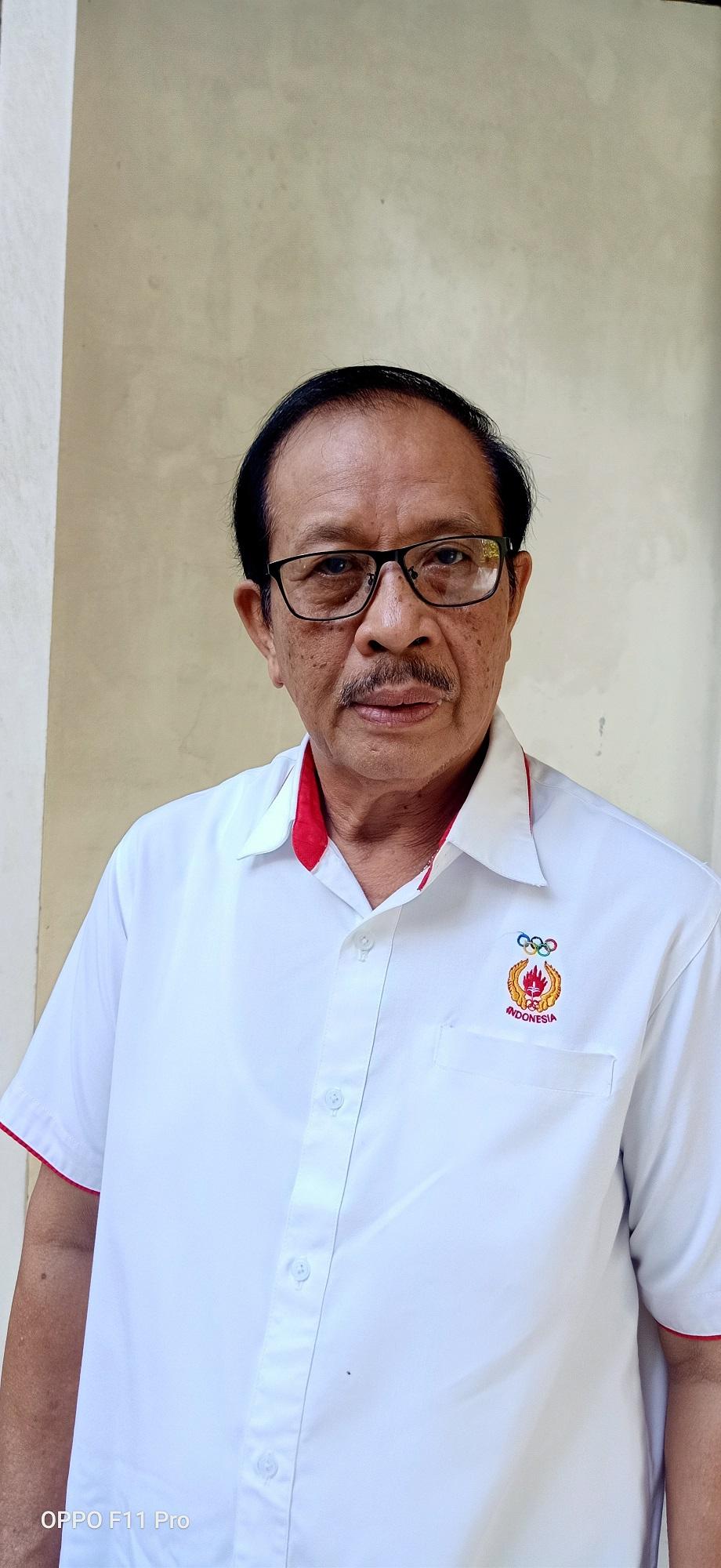 Sekretaris Umum KONI Bali, I Gusti Ngurah Oka Darmawan. Foto: yon
