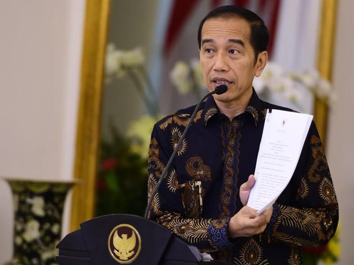 Presiden Joko Widodo. Foto: Ist
