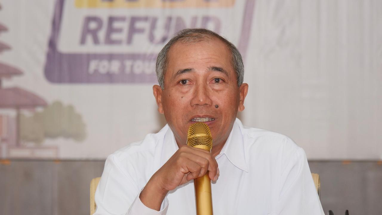 KEPALA Kanwil Direktorat Jenderal Pajak (DJP) Bali, Goro Ekanto. Foto: ist