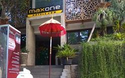 HOTEL Maxone di Pengosekan, Ubud akan dijadikan tempat karantina PMI asal Kabupaten Gianyar. Foto: ist