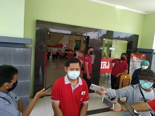 HUMAS Gugus Tugas Percepatan Penanganan Covid-19 Jembrana, dr. I Gusti Putu Arisantha. Foto: man
