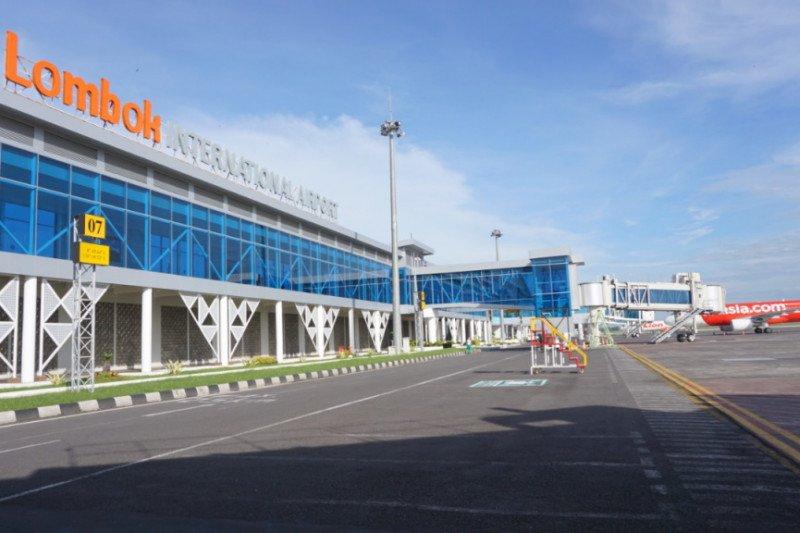 Penerbangan komersial untuk penumpang umum melalui Bandara Internasional Lombok dihentikan mulai mulai Jumat, 24 April 2020 pukul 00.00 Wita hingga 1 Juni 2020. Foto: net