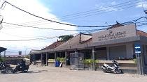 PASAR Ikan Kedonganan kembali dibuka sejak Rabu (1/4/2020). Sebelumnya, pasar ikan tersebut sempat ditutup selama sepekan dari 24-31 Maret 2020. Foto: gay