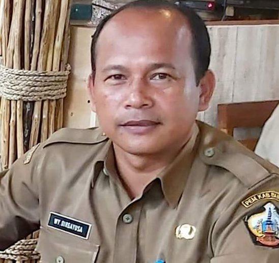 KEPALA Dinas Komunikasi Informasi dan Persandian, Kabupaten Bangli, I Wayan Dirgayusa. Foto: ist