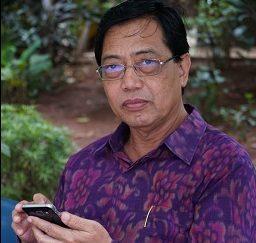KADISDIKPORA Kota Denpasar, I Wayan Gunawan. Foto: tra