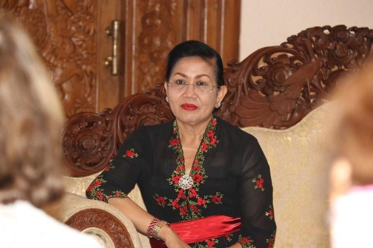 KETUA TP PKK Provinsi Bali, Putri Koster. Foto: istimewa