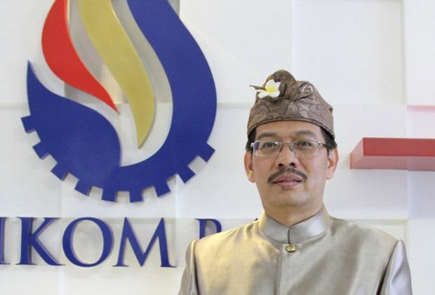 REKTOR ITB Stikom Bali, Dr. Dadang Hermawan. Foto: ist