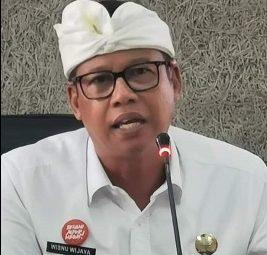 KETUA Harian Tim Percepatan Penanganan Covid-19 Kabupaten Gianyar, Made Gde Wisnu Wijaya. Foto: ist