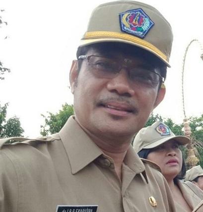 KEPALA Bidang Pelayanan Kesehatan Masyarakat Dinas Kesehatan Kota Denpasar, dr. IB Eka Putra. Foto: ist