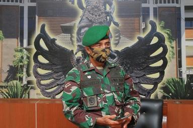 KAPENDAM IX/Udayana, Kolonel. Kav. Jonny Harianto G. Foto: ist