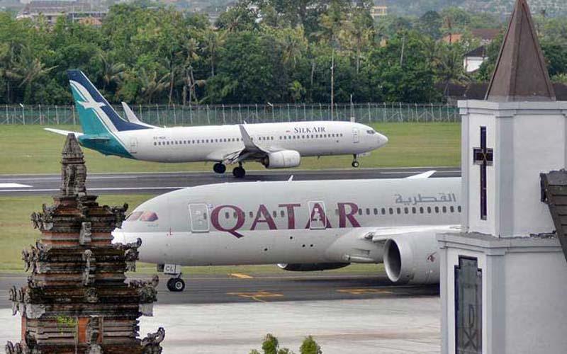 PT Angkasa Pura I (Persero) atau AP I menghentikan layanan terhadap penerbangan komersial penumpang pada 15 bandara kelolaannya mulai hari ini, Jumat (24/4/2020), hingga 1 Juni 2020. Foto: net