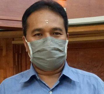 JUBIR Gugus Tugas Penanggulangan Covid 19 Kota Denpasar, Dewa Gede Rai. Foto: ist