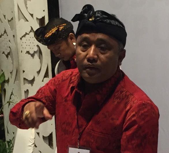 I Dewa Agung Lidartawa. Foto: gus hendra