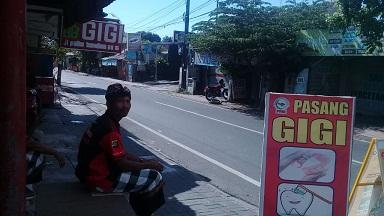 SUASANA Kota Denpasar saat penerapan imbauan tetap tinggal dirumah sehari setelah Nyepi, beberapa waktu lalu. Foto: ist