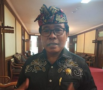 WAKIL Ketua II DPRD Badung, I Made Sunarta. Foto: alit sukarta