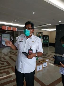 KADIS Kesehatan Kabupaten Badung, dr. Nyoman Gunarta. Foto: ist