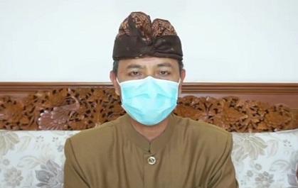 DIREKTUR Utama RSUP Sanglah Denpasar, dr. I Wayan Sudana, M.Kes.