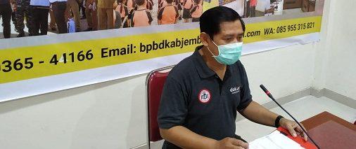 HUMAS Gugus Tugas Covid-19 Jembrana, dr. I Gusti Agung Putu Arisantha. Foto: ist