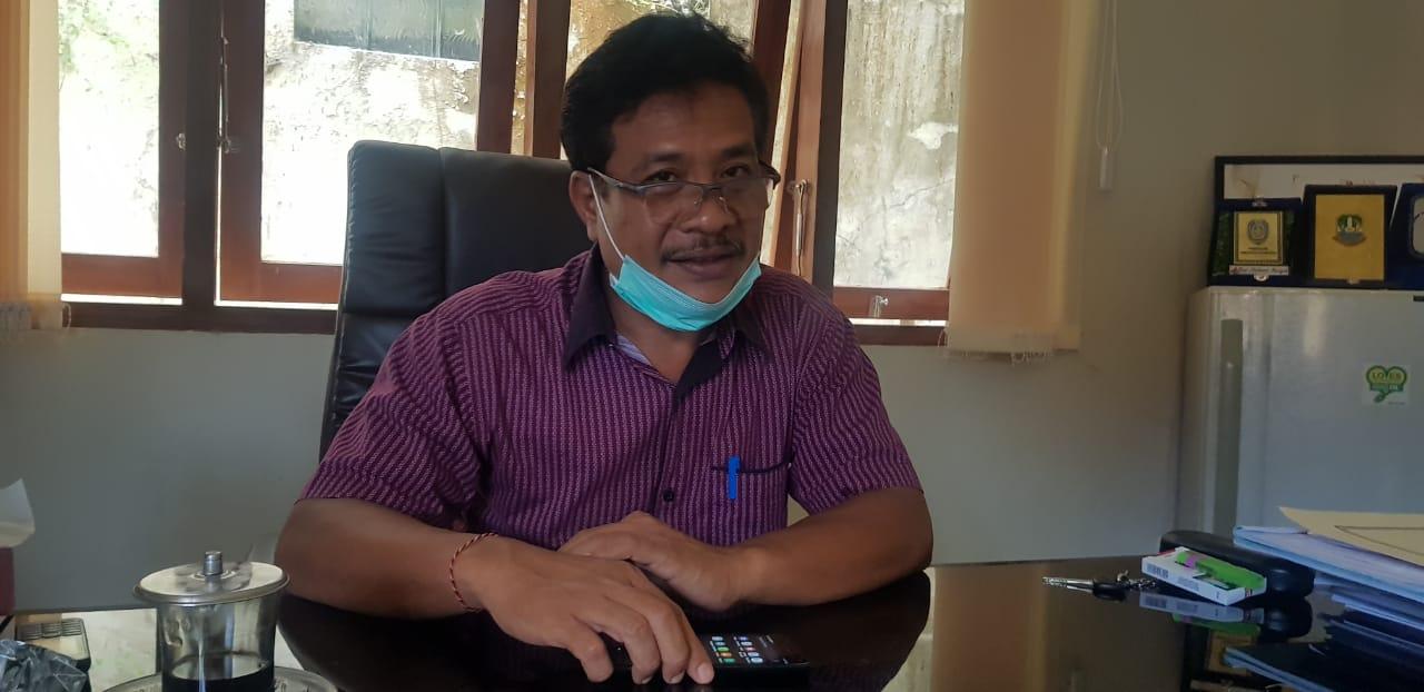 KEPALA DPMPTSP Buleleng, Made Kuta. Foto: arik
