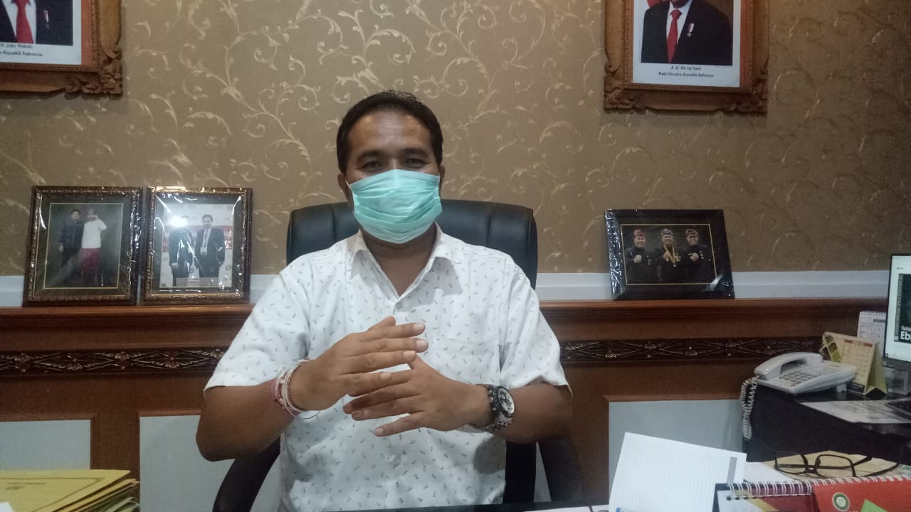 JURU Bicara Gugus Tugas Percapatan Penanganan Covid-19 Kota Denpasar, I Dewa Gede Rai. Foto: ist