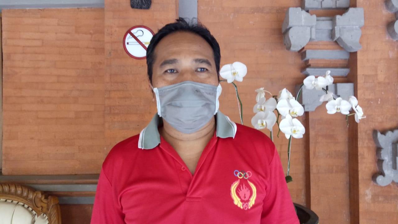 JURU Bicara Gugus Tugas Percepatan Penanganan Covid-19 Kota Denpasar, Dewa Gede Rai. Foto: ist