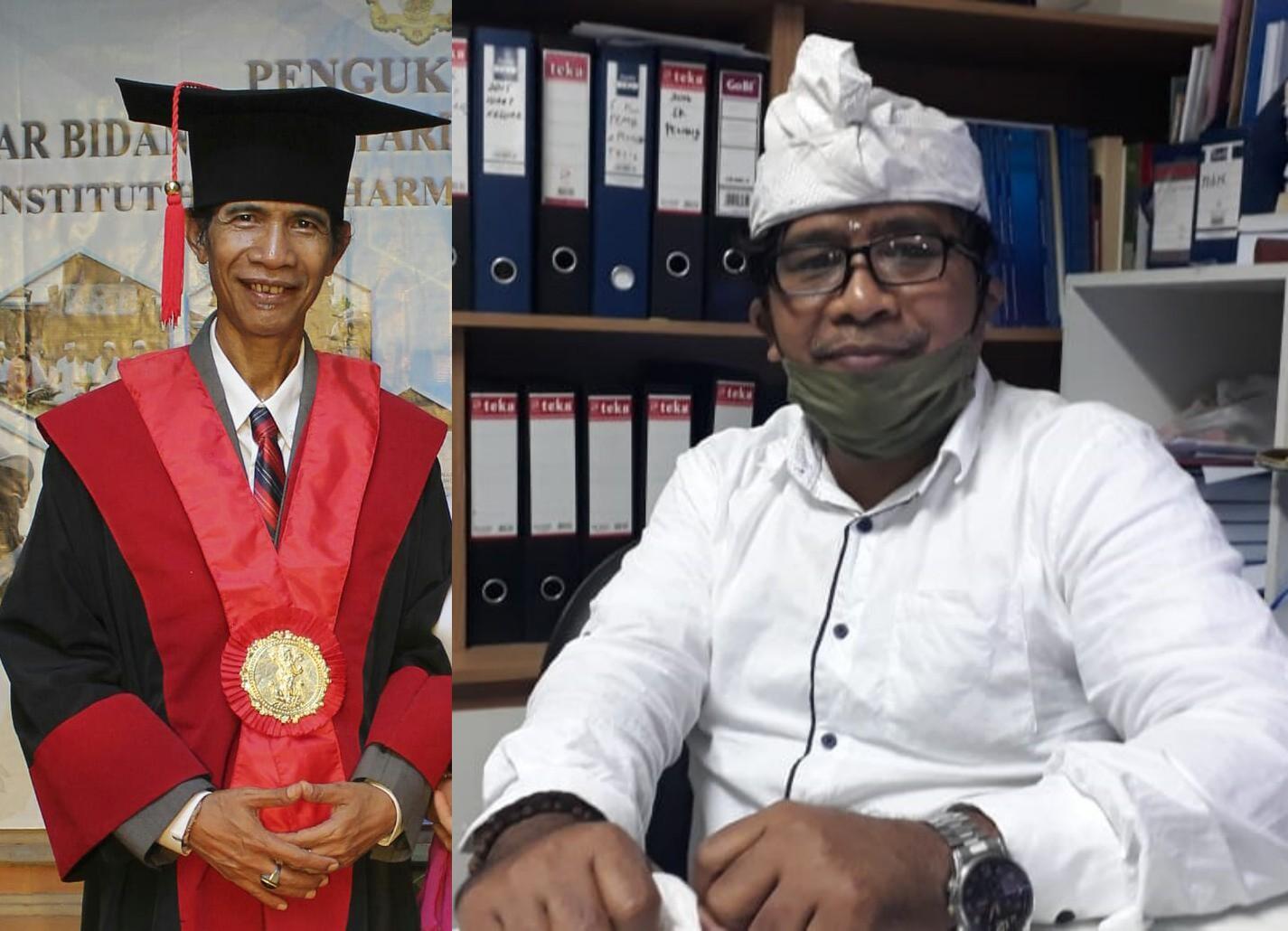 POS BALI/015 Dr. I Made Suniastha Amerta, S.S., M.Par. Prof. Dr. Drs. Ketut Sumadi, M.Par.