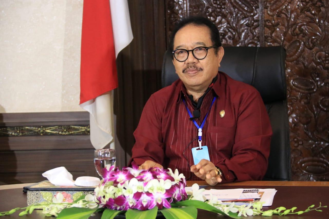 POSBALI/IST Tjokorda Oka Artha Ardana Sukawati