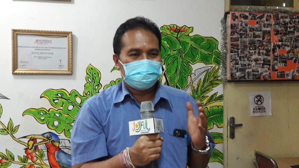 Bertambah 12 Orang Sembuh, 39 Desa/Kelurahan di Denpasar Nihil Kasus Positif