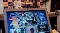 Foto: ist/Proses live dan sekaligus penilaian Seri Pertama kompetisi BMX Flatland Championship yang dilaksanakan secara virtual live Youtube