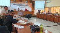BIMTEK para KPU kabupaten/kota yang akan melaksanakan Pilkada 2020 di KPU Bali, Minggu (12/7/2020). Foto: gus hendra