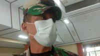 DANREM 163/Wira Satya, Brigjen TNI Husein Sagaf. foto:alt