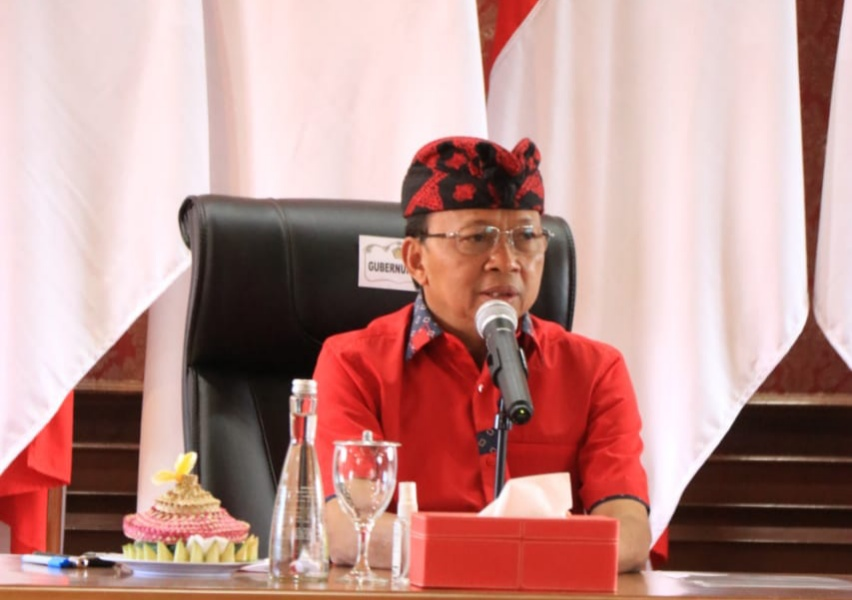 POSBALI/IST Wayan Koster