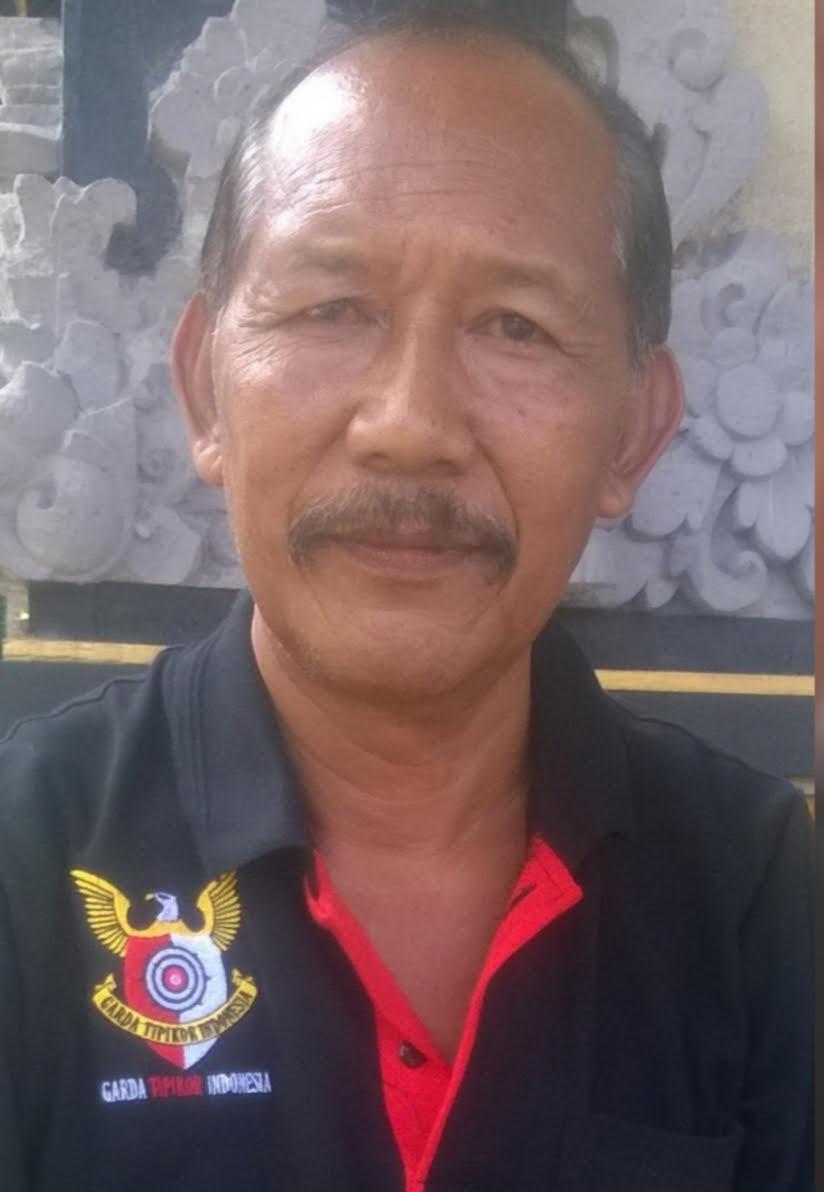 Foto: PANDE MANGKU RATA Pande Mangku Rata. Foto: adi