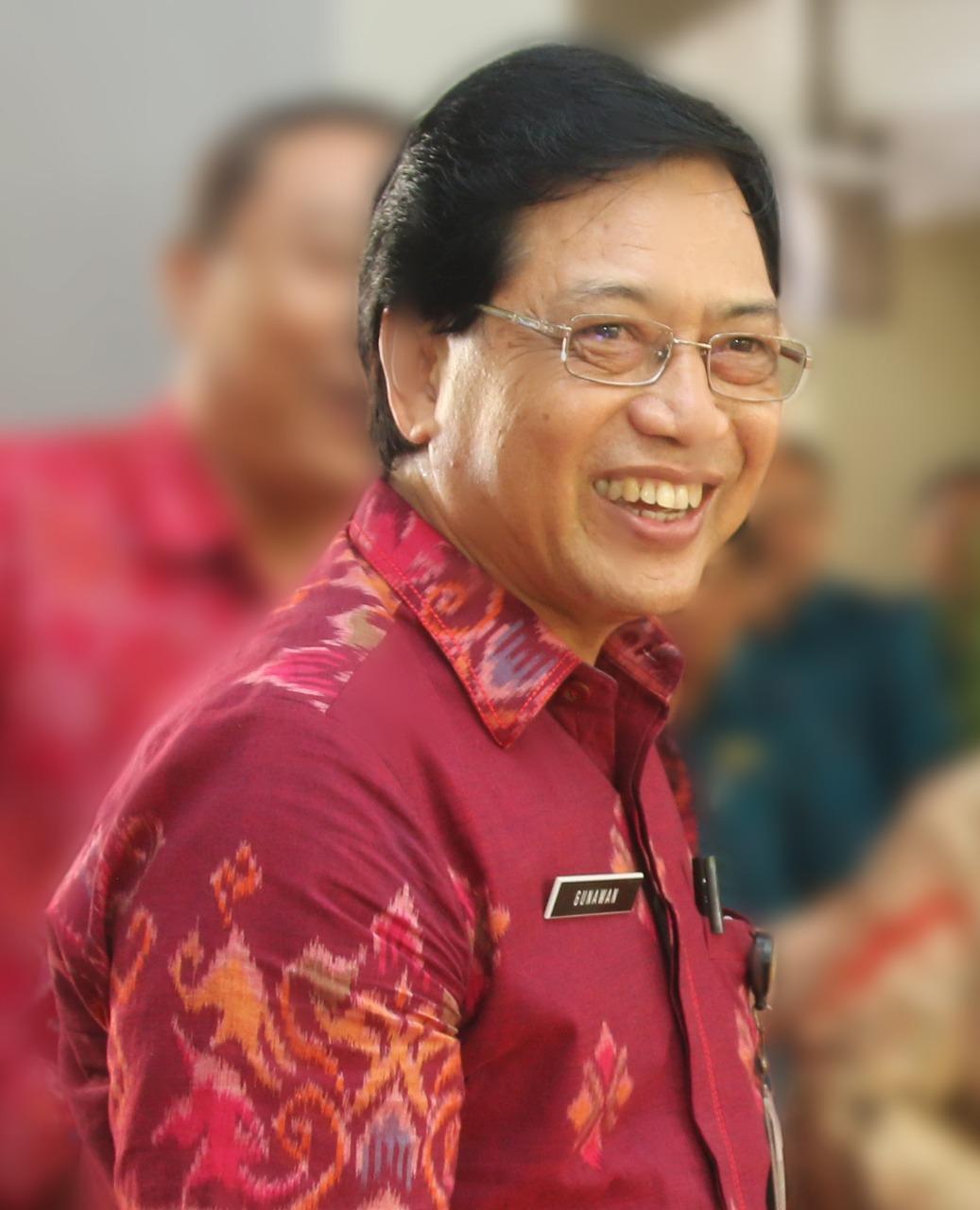Wayan Gunawan. Foto: tra