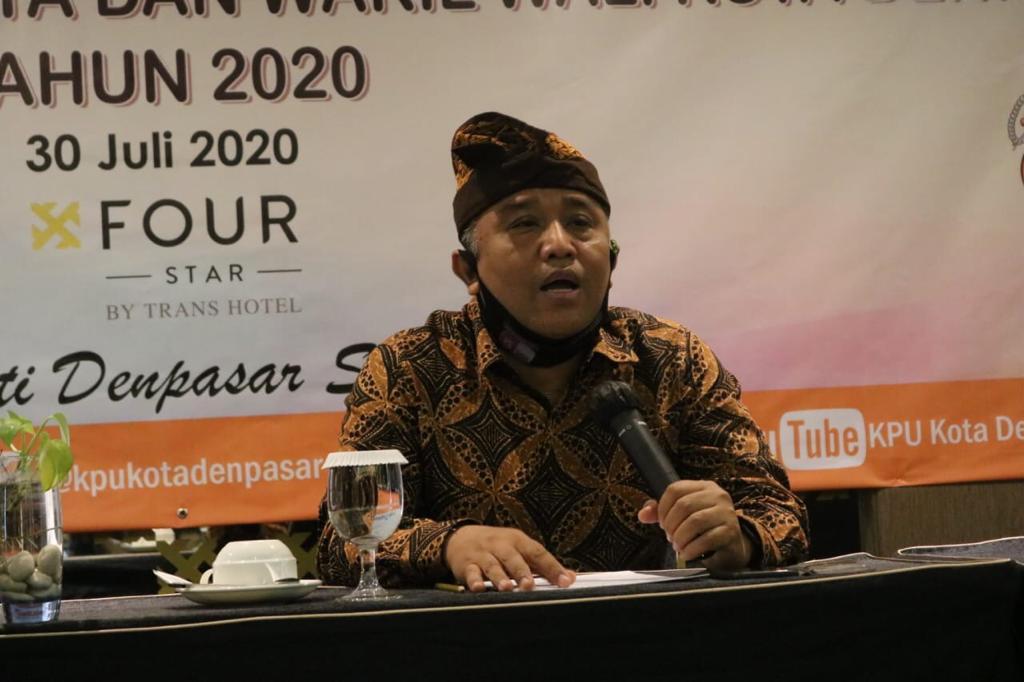 I Dewa Agung Gede Lidartawan. Foto: Ist