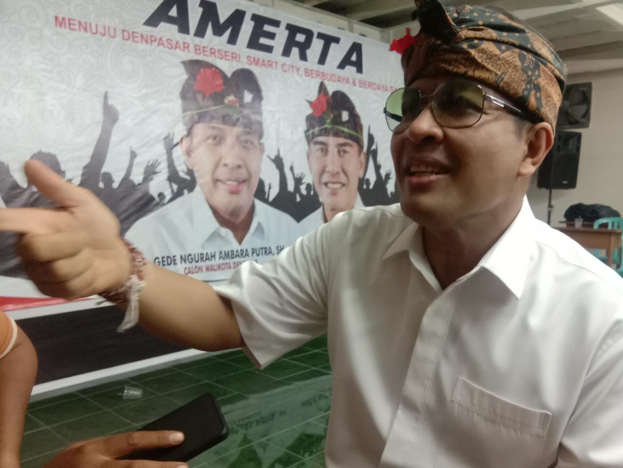 Gede Ngurah Ambara Putra. Foto: alt