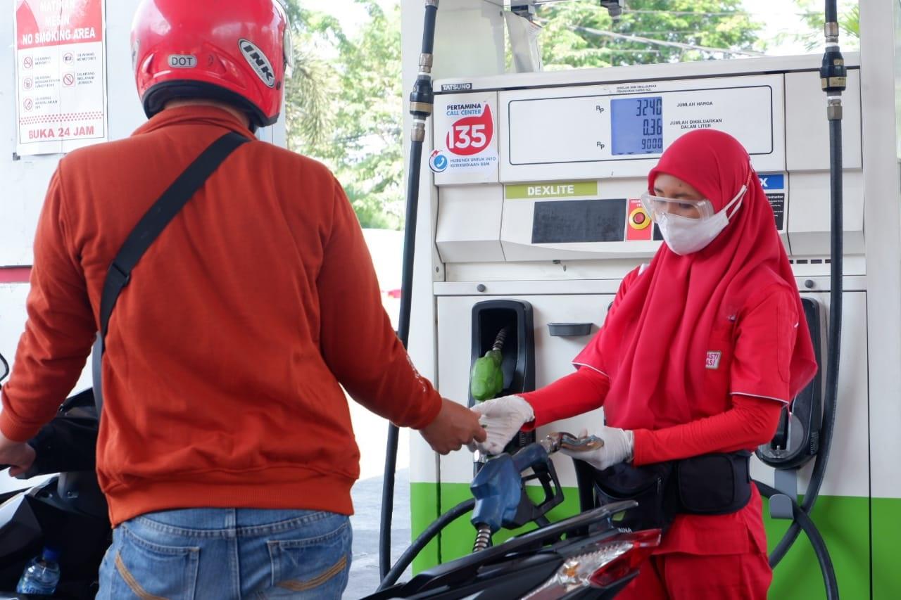 Foto: BMM MENINGKAT POS BALI/IST KONSUMSI BBM dan elpiji di wilayah Bali terus meningkat. Foto: ist