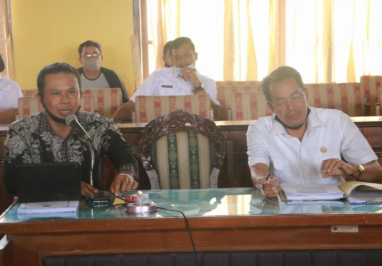 KALANGAN DPRD Bangli mendukung usulan Bupati Bangli, I Made Gianyar, untuk menjadikan Penelokan sebagai kawasan pariwisata dan mengalihkan arus lalin bagi masyarakat umum. Foto: gia