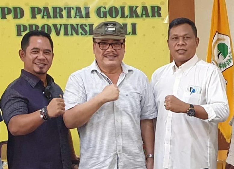 MADE Dauh Wijana (kanan). Foto: gus hendra