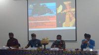 SUASANA FGD yang digelar Unwar kepada pecalang di Desa Adat Tuban. Foto: ist