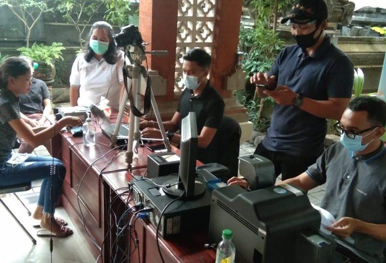 'Jemput Bola Pelangi' Sasar Penduduk 17 Tahun yang Belum Perekaman E-KTP