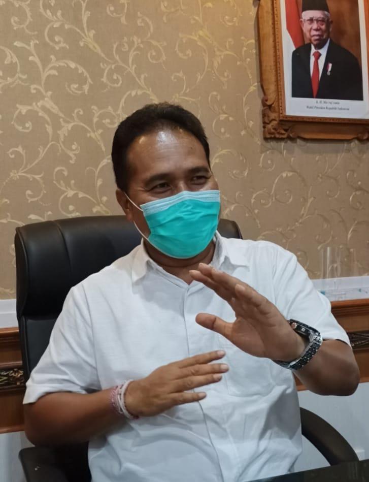 JURU Bicara Gugus Tugas Percepatan Penanganan Covid-19 Kota Denpasar, I Dewa Gede Rai. Foto: ist