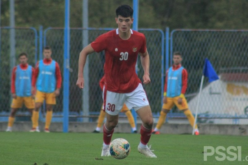 Usai Lawan Bosnia-Herzegovina, Elkan dan Witan Tinggalkan TC Timnas U-19